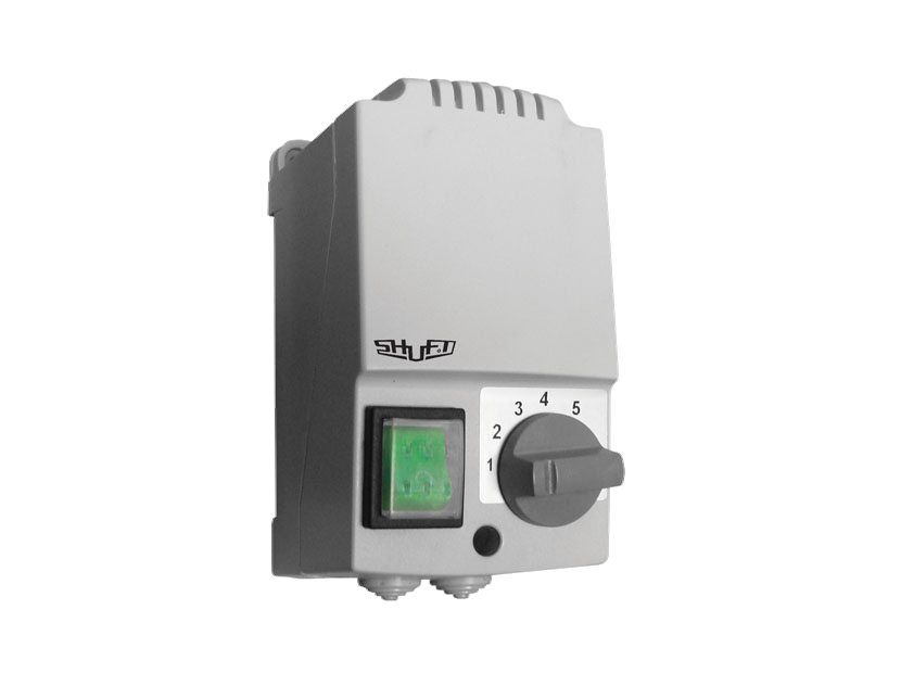 Регулятор скорости 5-ти ступенчатый без термозащиты SRE-E-2,0