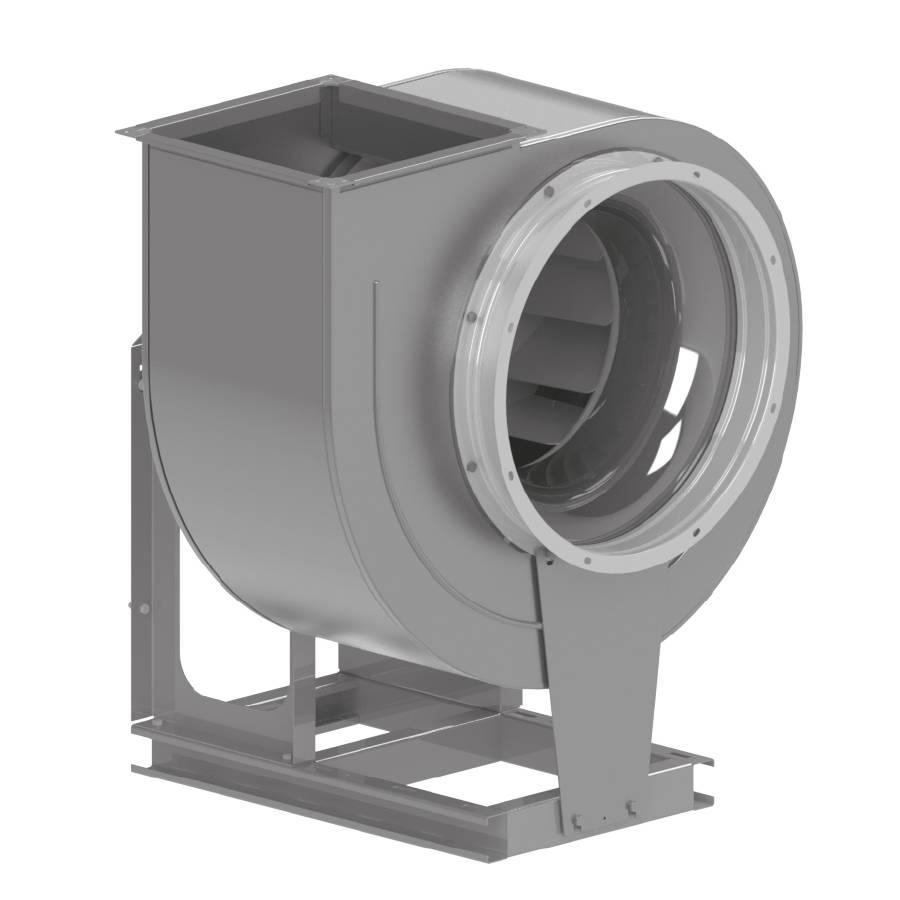 Вентилятор ВР-80-75- 6,3 4,0 кВт*1500 об/мин ПО 0.9 Dn