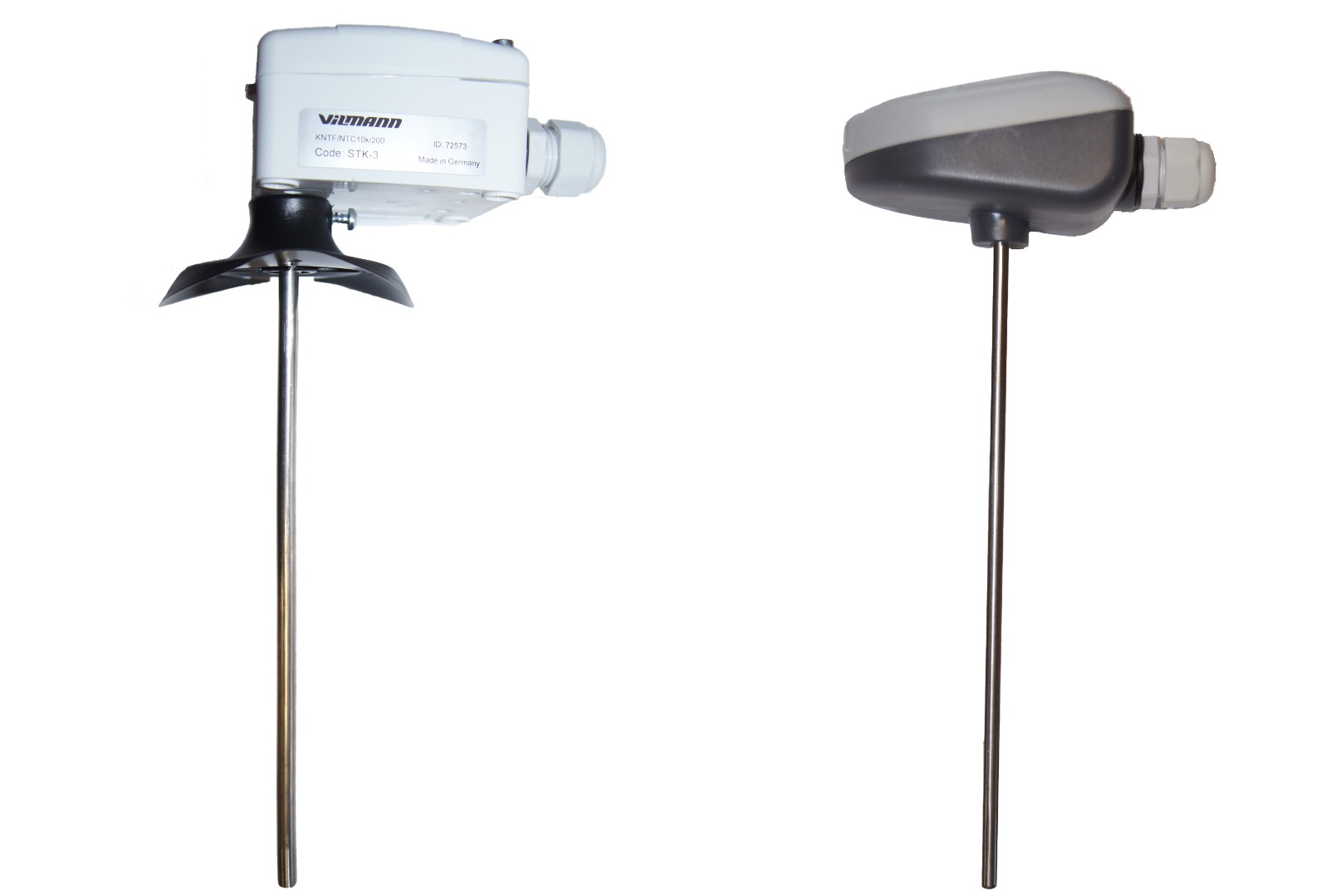 Датчик температуры канальный STK-2M