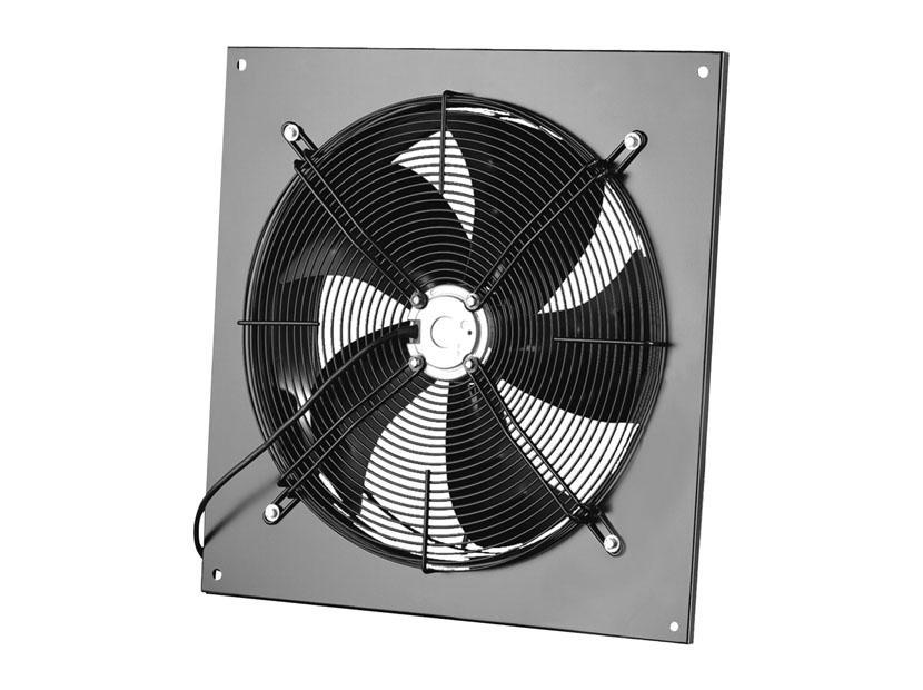 Вытяжной осевой вентилятор FRESH-K 400