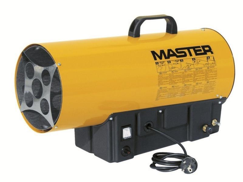 Тепловая пушка газовая Master BLP 17 М (16 кВт)