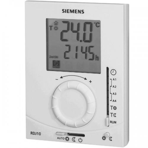 Электронный терморегулятор RDJ 10 (Siemens)