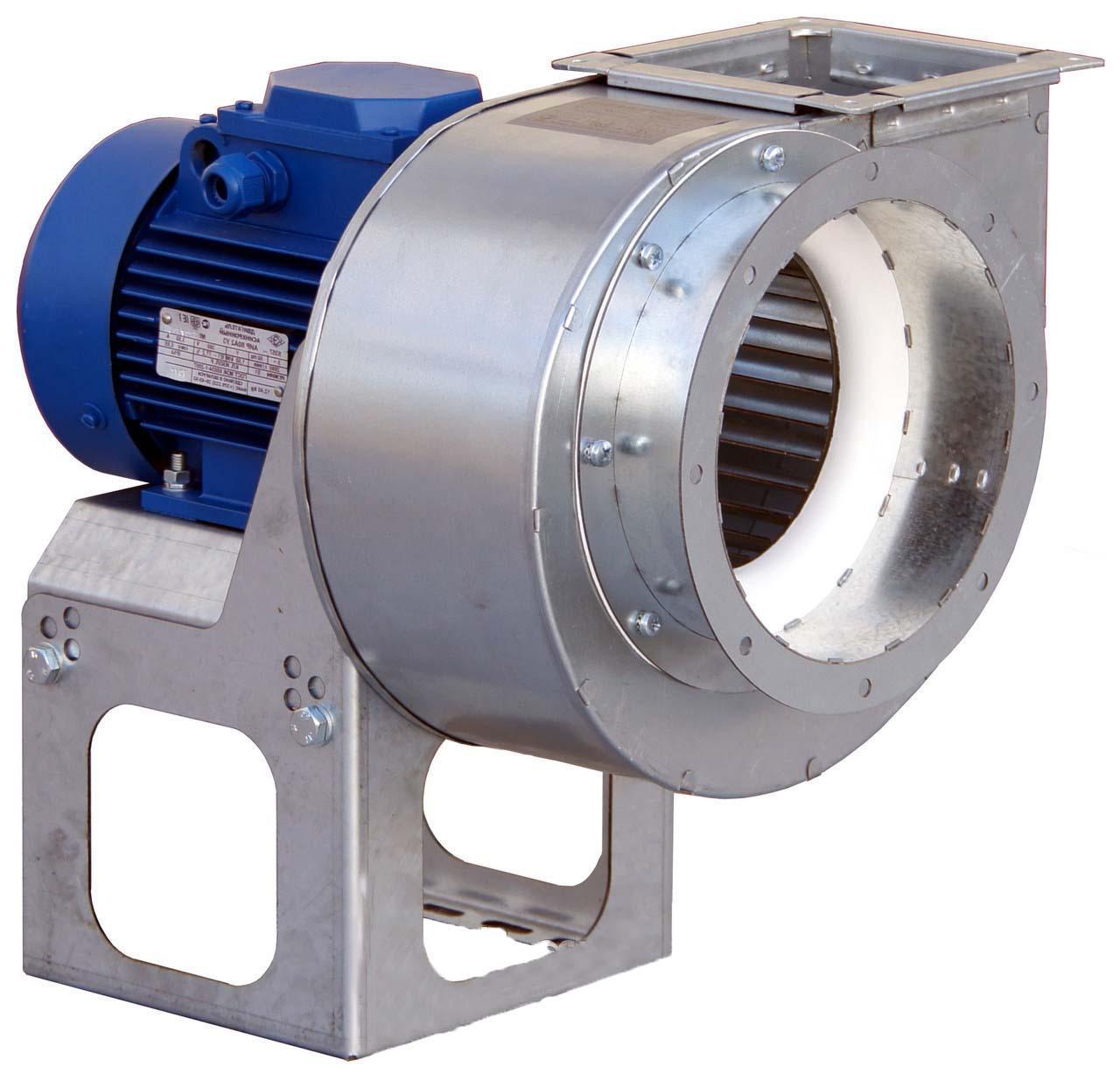 Вентилятор ВР 280-46-4,0 5,5 кВт/1500 об/мин ЛО