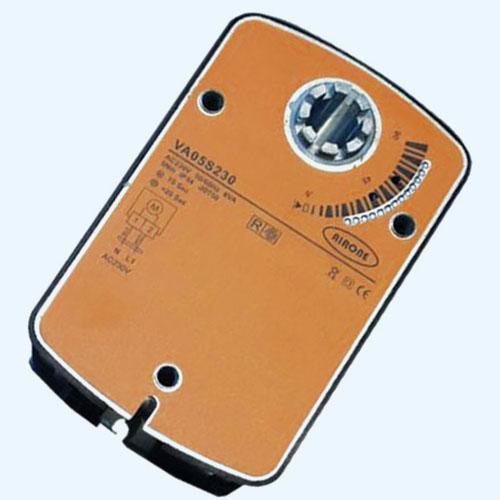 Электропривод VA05S230 (5 Нм) c возвр. пружиной (1М)
