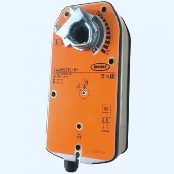 Электропривод VA08S230 (8 Нм) c возвр. пружиной