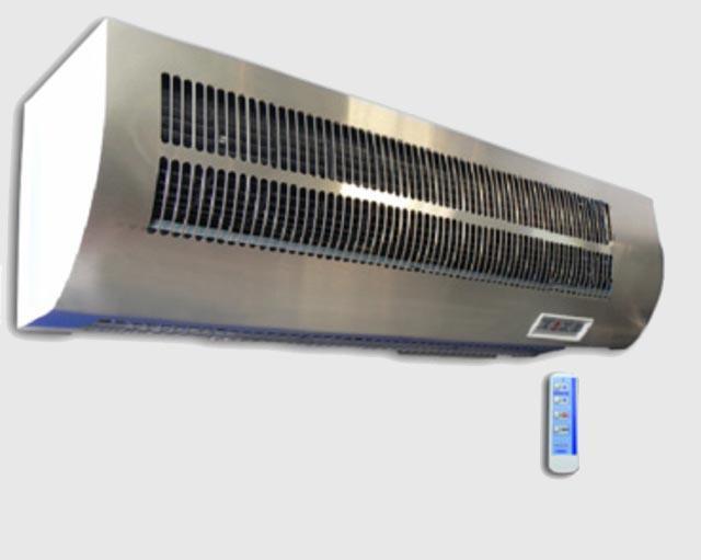 Тепловая завеса Intellect Olefini 1.0 (6 кВт) L (левая) 380 В/упаковка