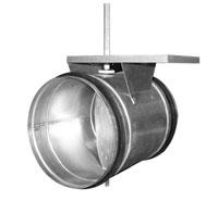 Воздушный клапан DCA 160