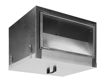 Канальный вентилятор шумоизолированный IRFD 800х500-4 VIM
