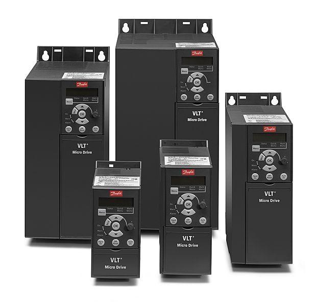 Частотный преобразователь FC-051P1K5-1,5кВт, 3,7А  (3)