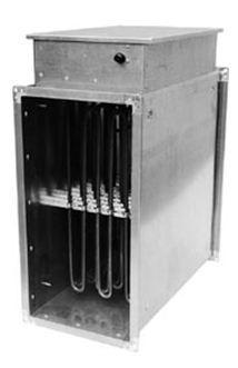 Воздухонагреватель электрический PBER 600x350/17