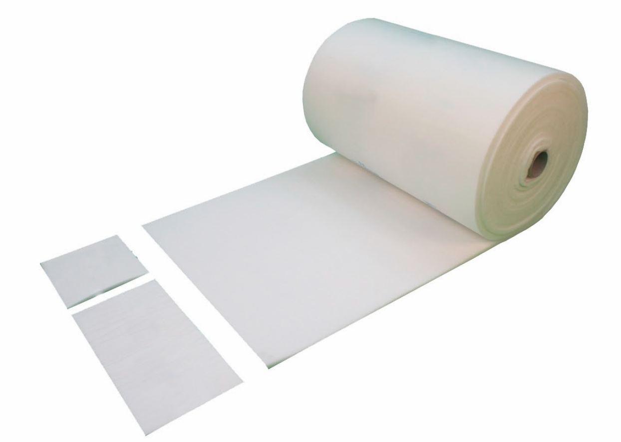 Фильтр рулонный ФВР-200-2-50-8-F5 (ширина 2 м)