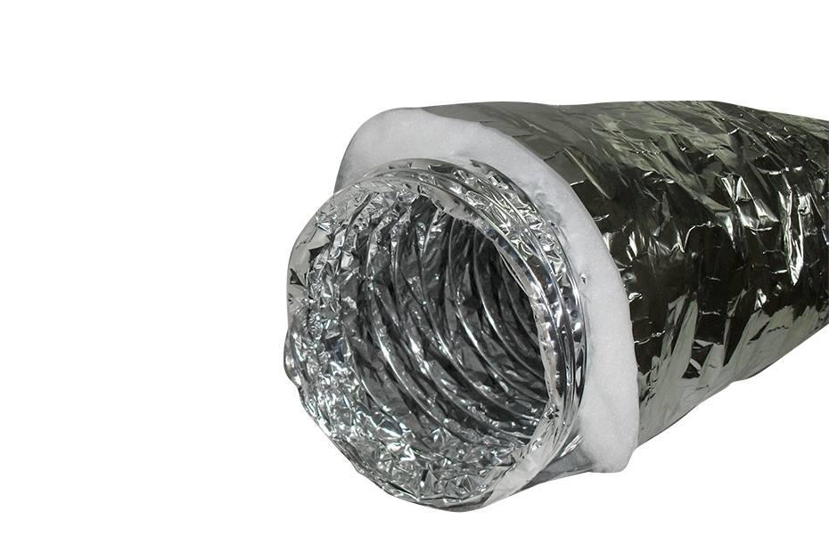 Гибкие воздуховоды Isoduct 127