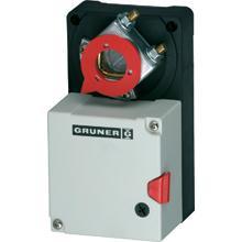 Электропривод  GRUNER 227-230-08 (8 Нм) 2-3 позиц