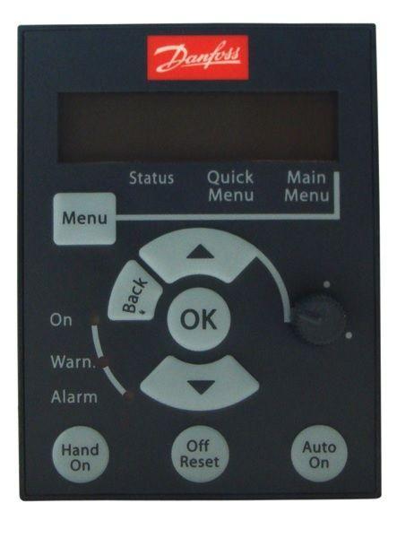 Панель управления LCP для  FC-051(132B0101)