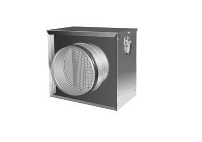 Фильтр-бокс (корпус с материалом) FBСr 100