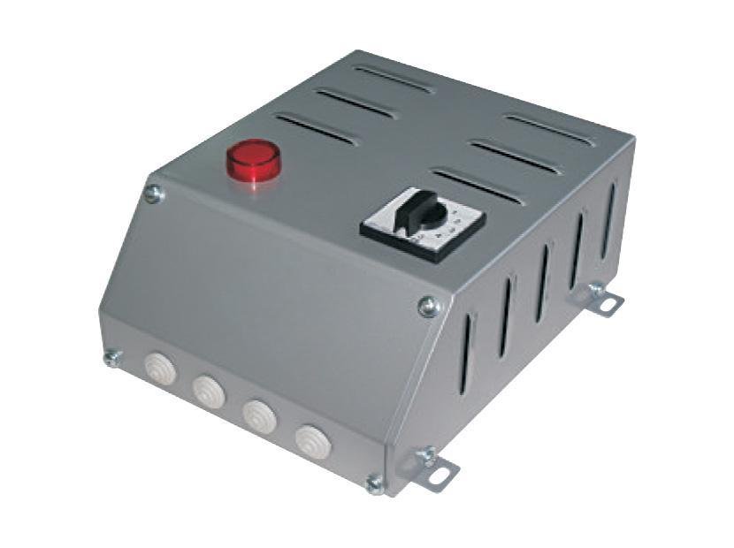 Регулятор скорости 5-ти ступенчатый с термозащитой TRD-10,0-T
