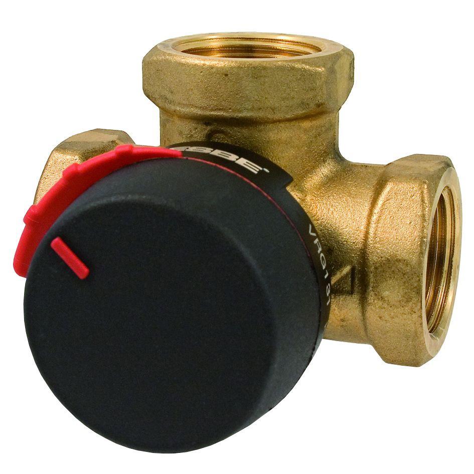 Трехходовой вентиль VRG131 15-2.5
