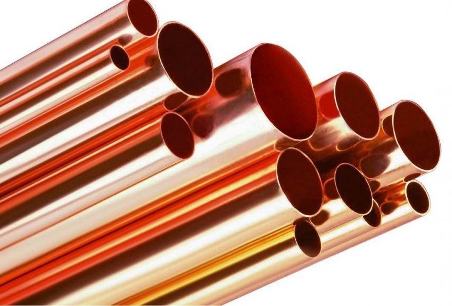 Медная труба 1, d 25,4 мм /3м R290