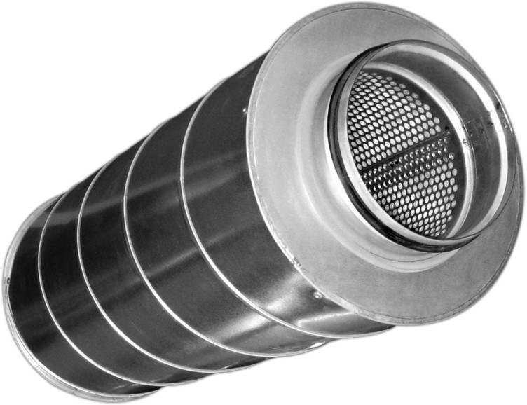 Шумоглушитель CA 125/600