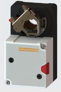Электропривод  GRUNER 227С-024-10