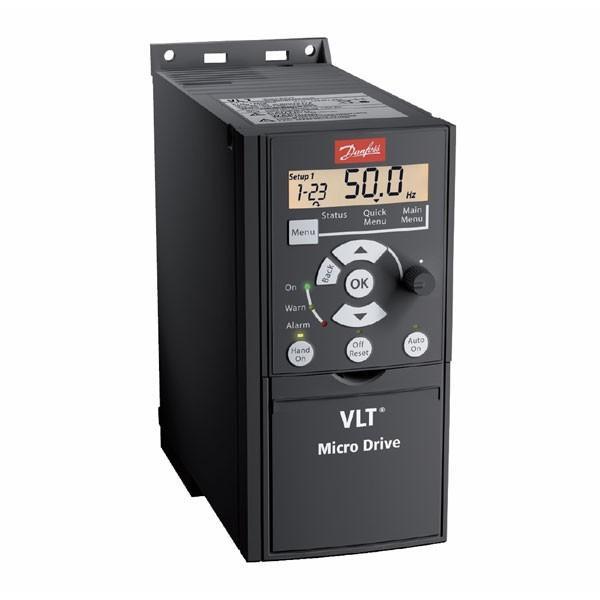 Частотный преобразователь FC-051P4K0-4кВт,9 А (3)