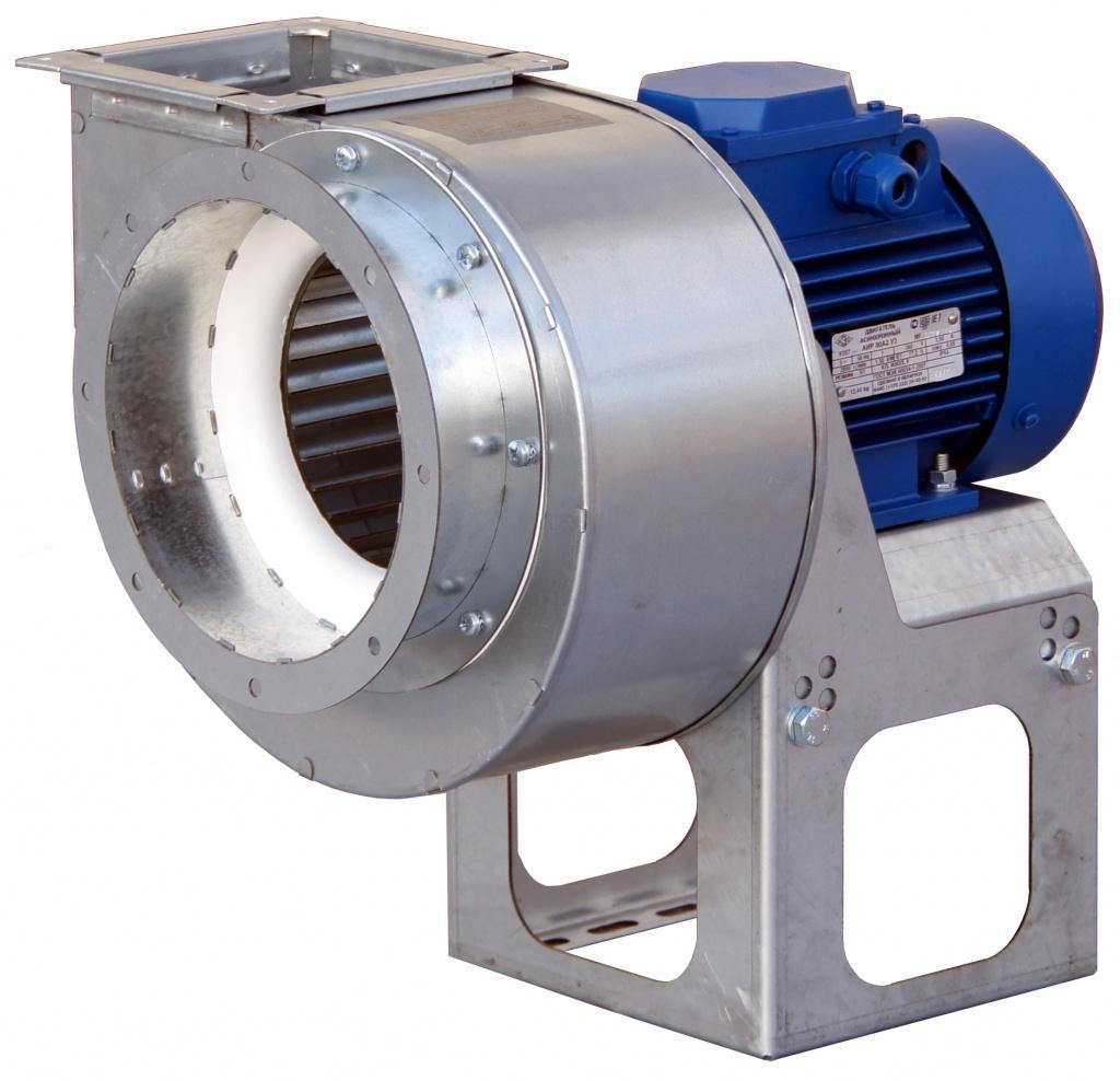 Вентилятор ВР 280-46-4,0 5,5 кВт/1500 об/мин ПО