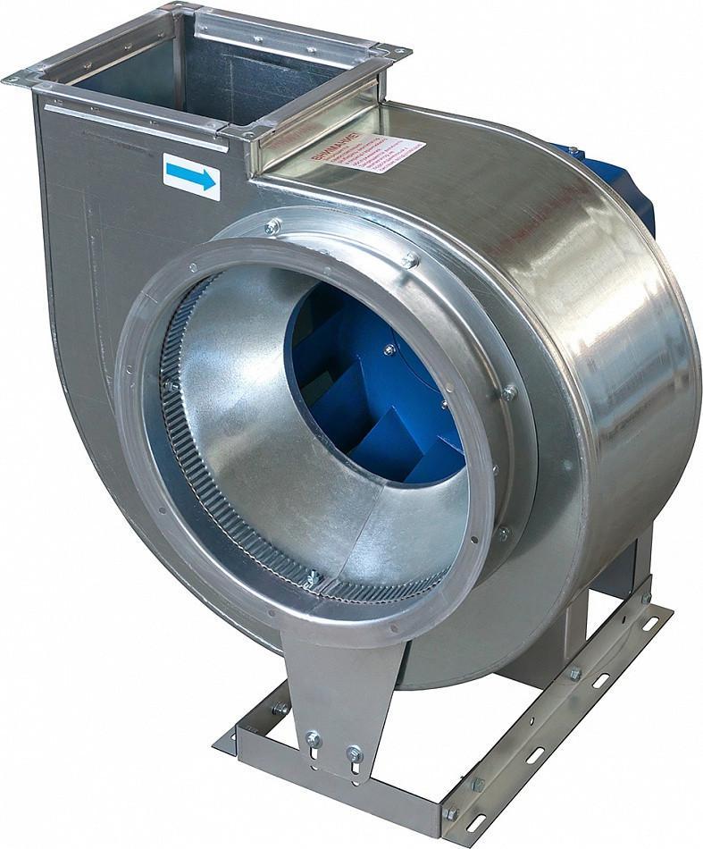 Вентилятор ВР-86-77-4,0 0,55 кВт*1500 об/мин ПО (Д=0,9Дн)