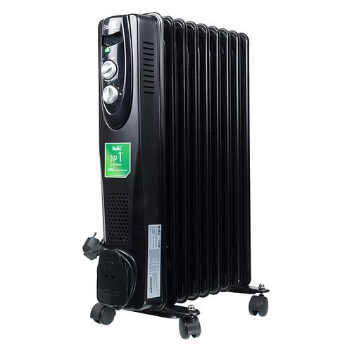 Масляный радиатор Ballu BOH/CL-09BRN 2000 (Classic black 9 секций) черный