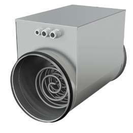 Воздухонагреватель электрический КЕА 160/4.5