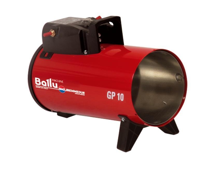 Тепловая пушка газовая Ballu GP 10M C (10 кВт)
