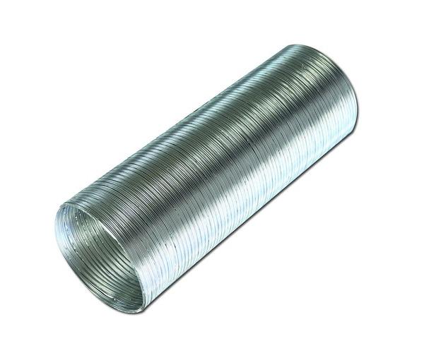 Воздуховод гибкий алюминиевый гофрированный 25ВА (d-250 до 3 м)