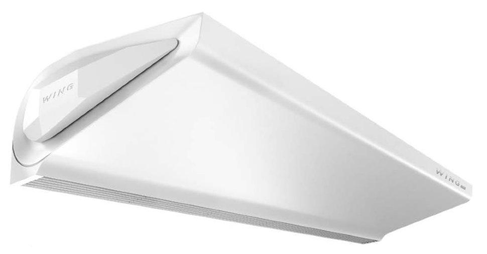 Тепловая завеса WING E100 (АС)
