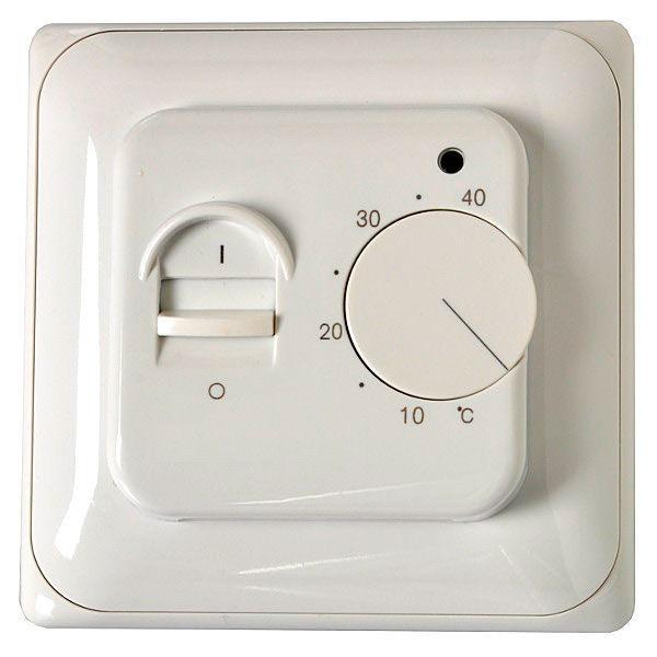 Терморегулятор RTC 70.26 белый