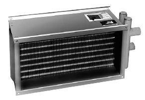 Воздухонагреватель водяной WH 50-25/R3