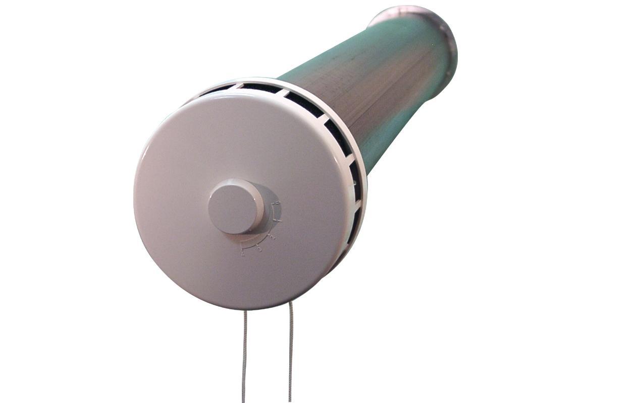 Клапан инфильтрации воздуха КИВ 125/1000 (КПВ)
