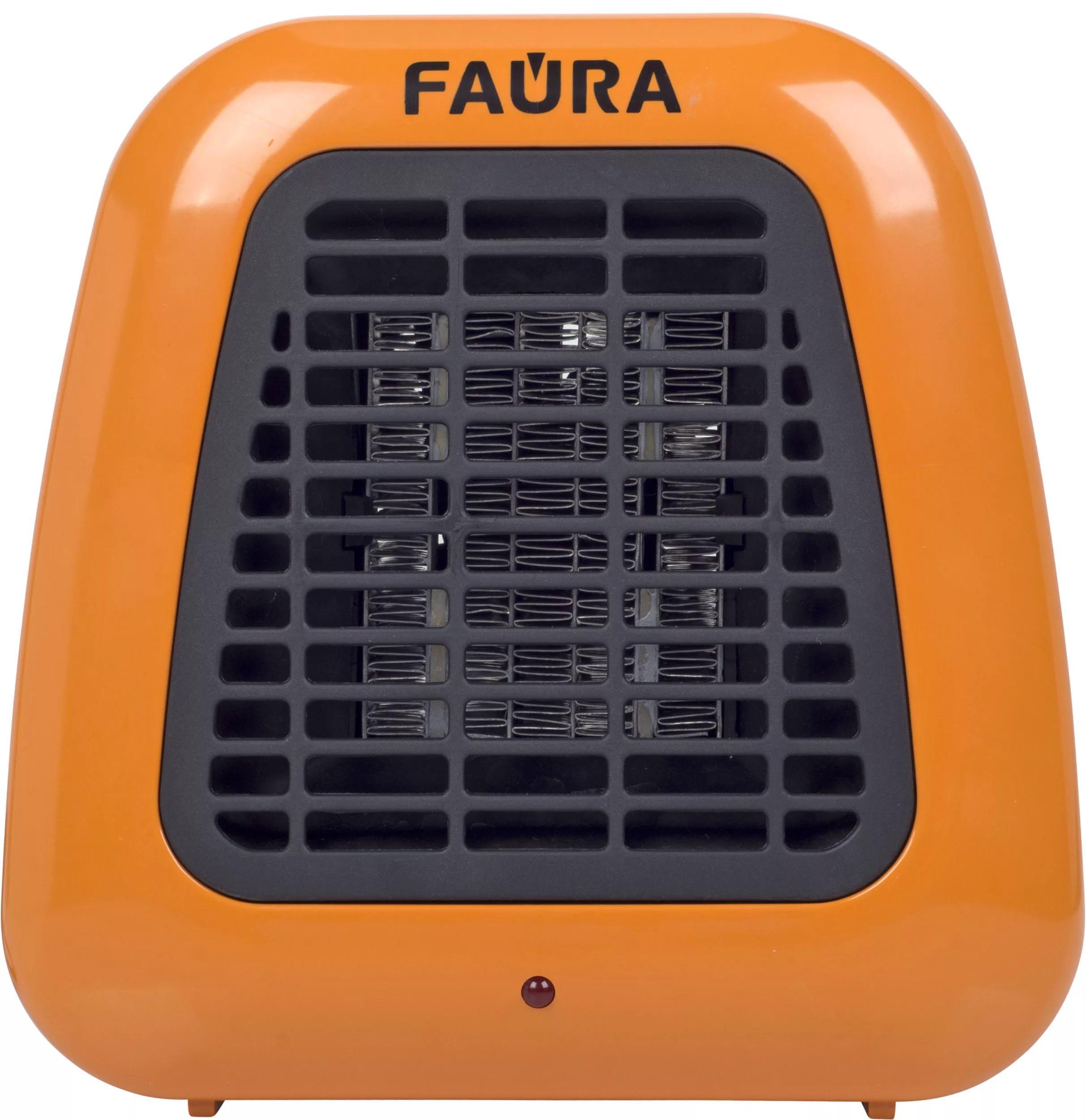 Тепловентилятор керамический FAURA PTC-02 0.5 кВт