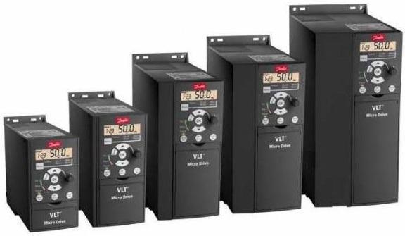 Частотный преобразователь FC-051P4K0-4кВт,9 А (380В, 3 фазы)