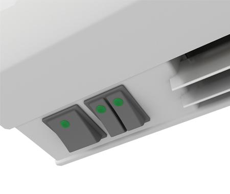 Клавиши Вкл/Выкл и переключения мощности