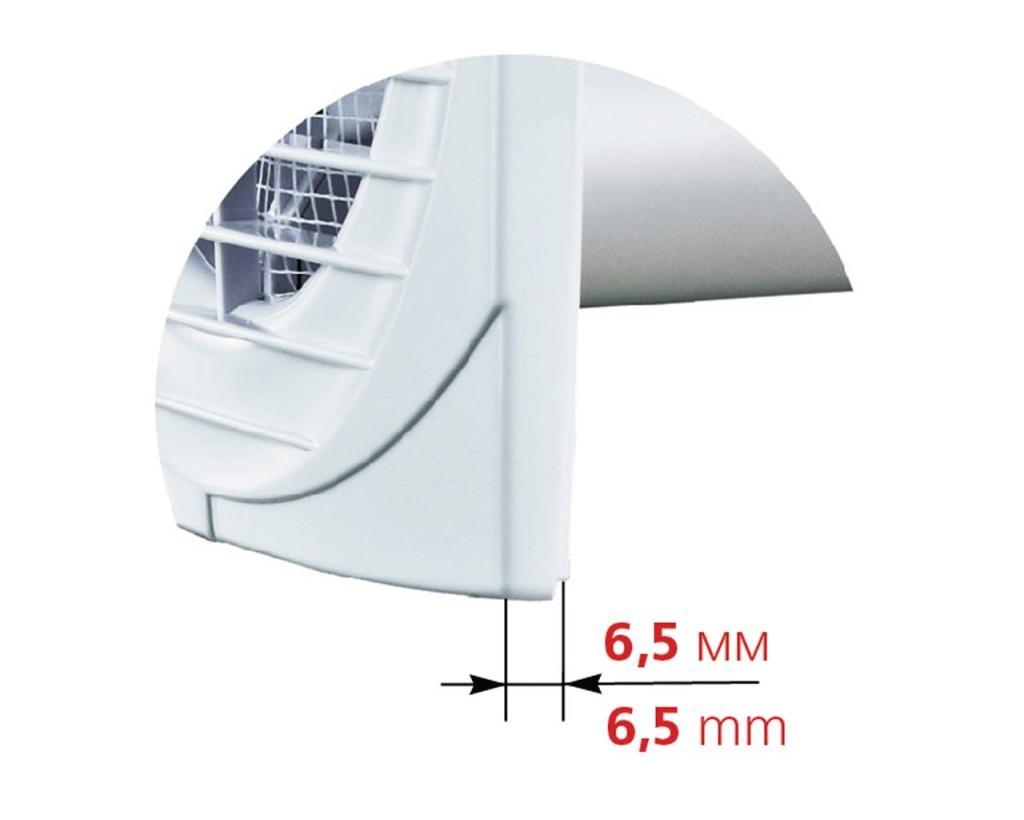 Вентилятор Вентс 150 Д (150 D) (205х205)