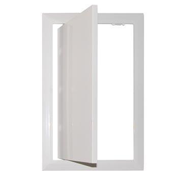 Дверца Д 300х300, белая