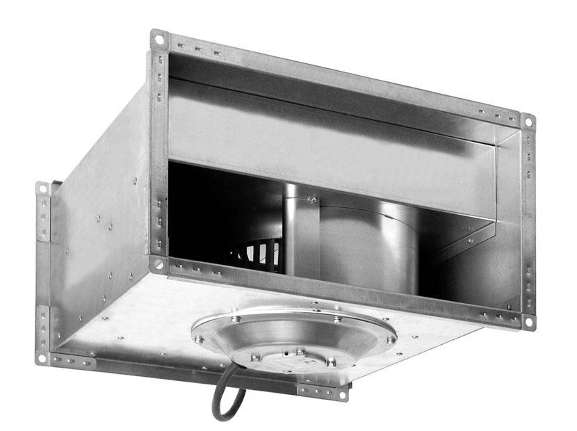 Канальный вентилятор SHUFT RFD 600х350-4 VIM