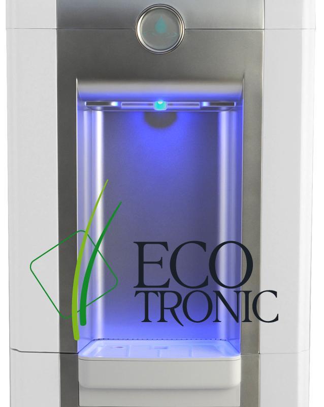 Диспенсер Ecotronic P8-LX white-silver