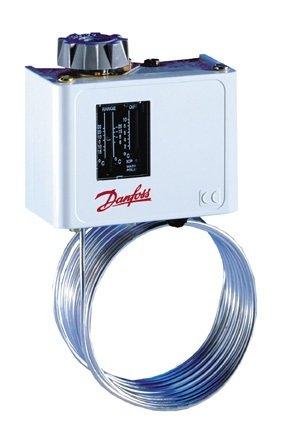 Термостат Danfoss КР61-4 (4м.) крепление в комплекте